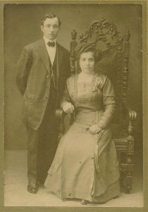 Jacob & Anna Eisner